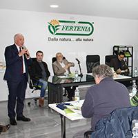 Nuova sede Fertenia