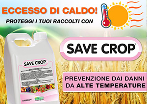 save crop eccessi di caldo